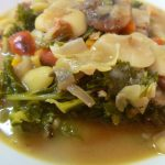 fava bean cassoulet