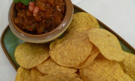 Is it hot enough? Salsa!