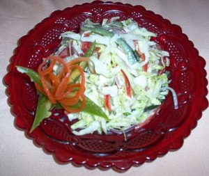 Summer Citrus Coleslaw