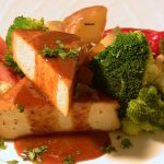 A Recipe a Day: Tofu Cutlets with Orange Cumin Marinade