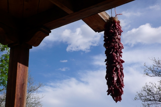 Chile Ristras, A String Story