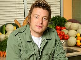 Chef Jamie Oliver