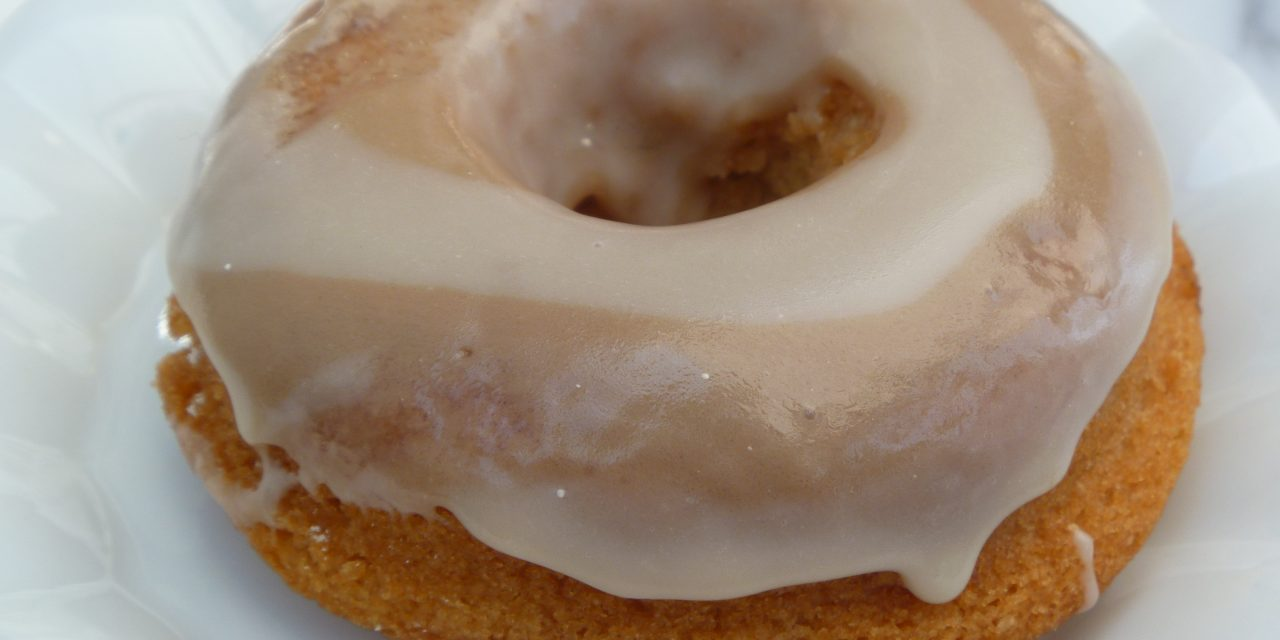 Here's One that's Vegan: National Donut Day