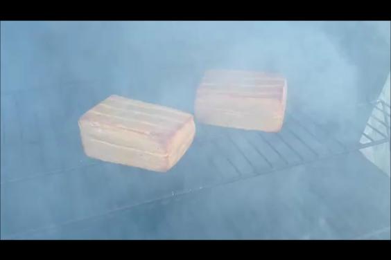 Smoked Tofu part deux