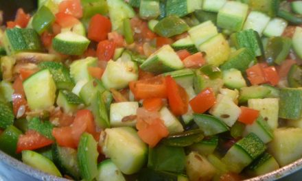 Cooking up a Storm: Calabacitas