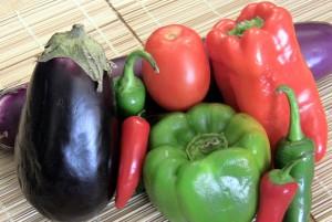 Nightshades Vegetables