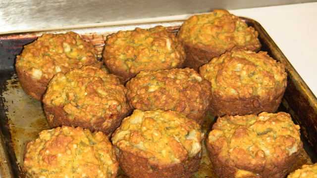 King Quinoa Cooking Class Recipes: Quinoa Muffins
