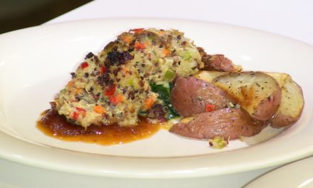 A Recipe a Day: Sonoran Quinoa Cakes