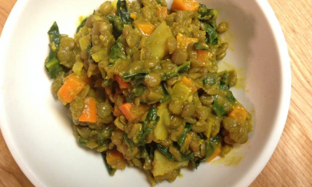 Lentils Make the Veggie World Go Round