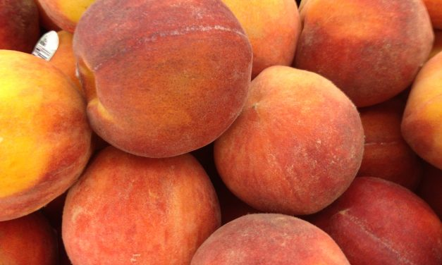 Sweet, Sweet Peaches