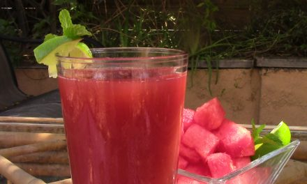Hot Summer Cool Drinks, Agua Frescas beat the heat