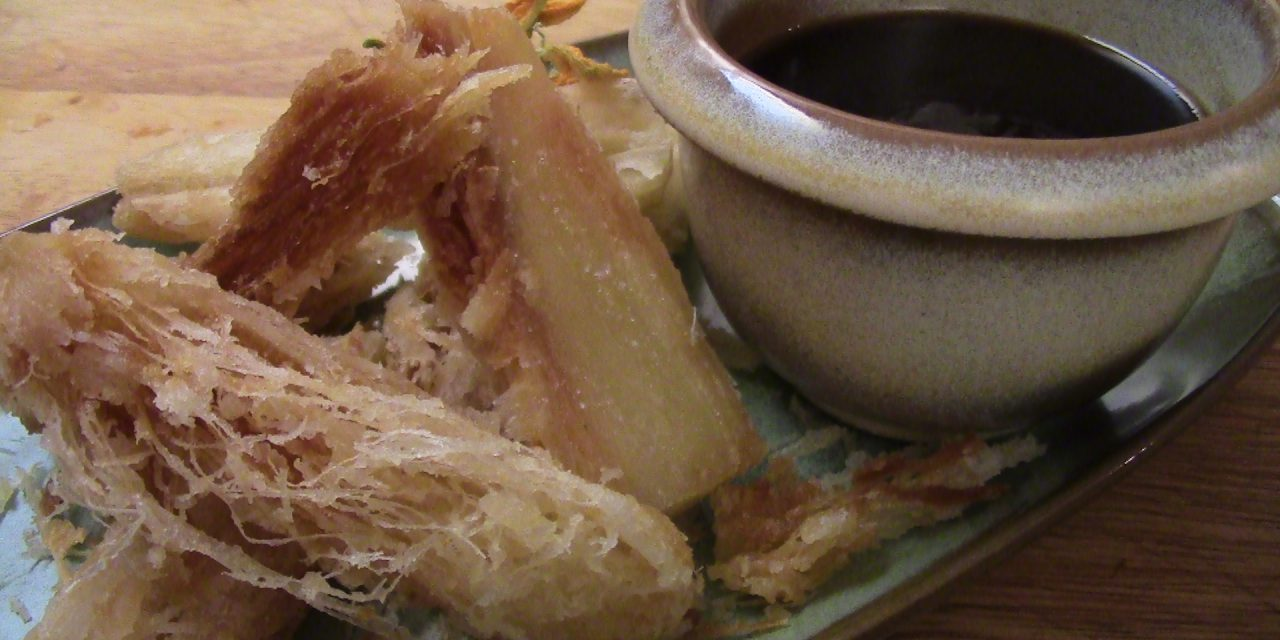 Fried Yuca Root