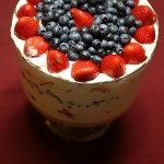 Red White and Blue Foods