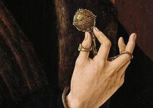 Pomander circa 1518