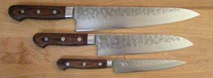 Oishi knives