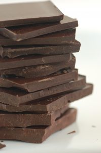 Chocolate stonesoup