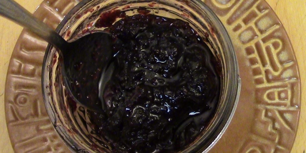 In Season this Month: Blueberry Jam