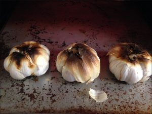 Roasted Garlic Heads