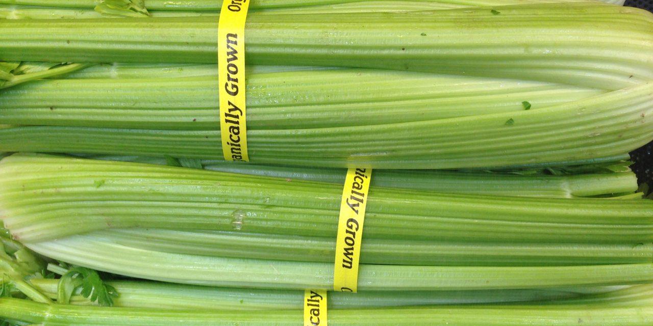 Don't Overlook Celery