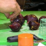 Figs are in season, so it's time to grab a basketful and get creative. Caramelize them, roast them, or make jam.