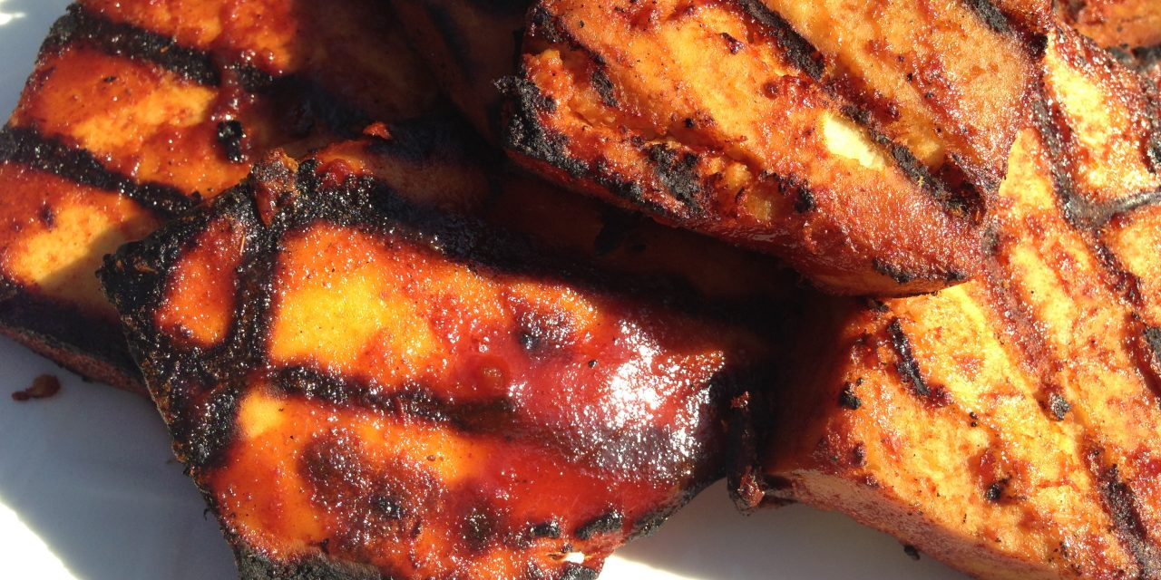 National Grilling Month: BBQ Tofu and more!