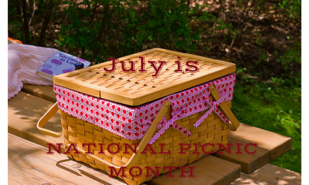Break Out the Basket: July is National Picnic Month