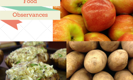 Food Observances in September 2015