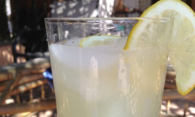 Refreshing Summer-time Drinks: Lemonade