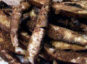 Fajita Mushroom