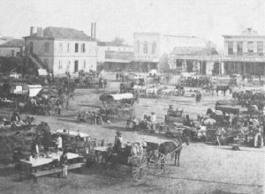 "From ""A Texas Scrapbook: San Antonio's Military Plaza"