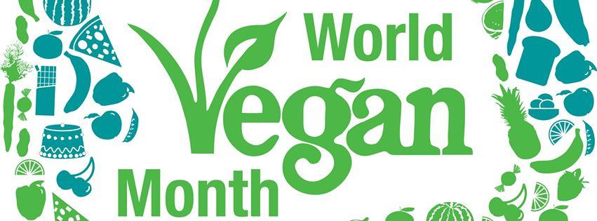 World Vegan Day November 1st