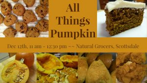 All Things Pumpkin Class