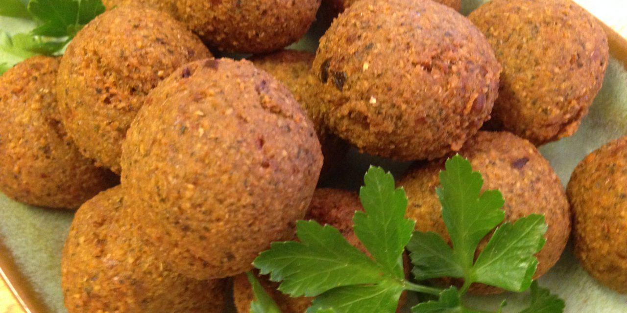 Falafel: Crunchy Vegan Comfort Food
