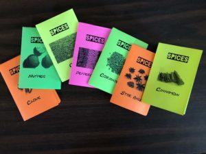 Spices Zines